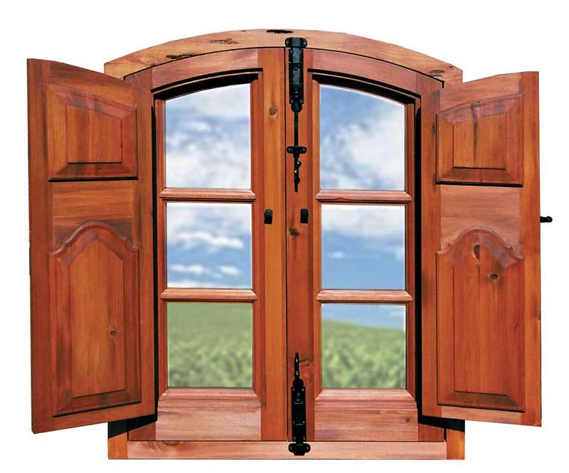 Problem: Nasse Holzfenster